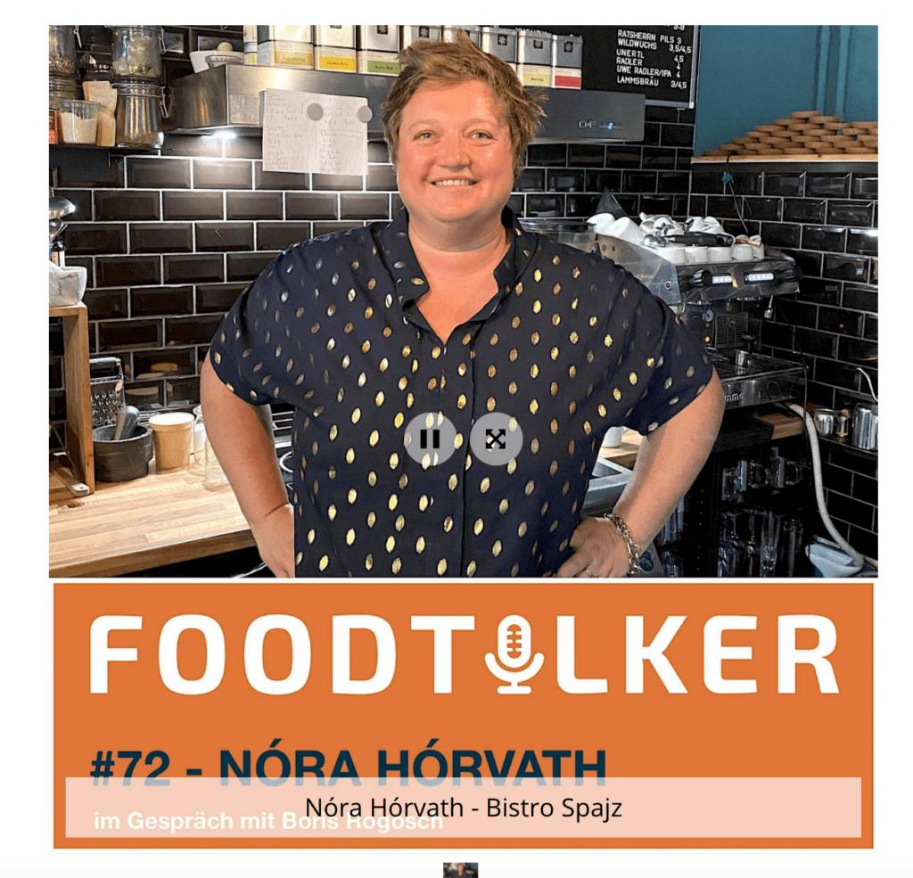 Nora Horvath foodtalker